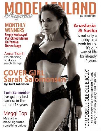 Modellenland Magazine - February 2019