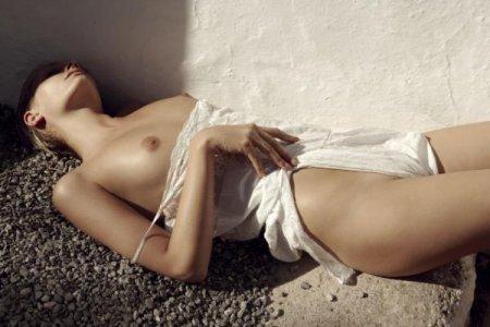 Leah de Wavrin - Sofia Sanchez & Mauro Mongiello Shoot