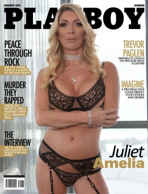 Playboy Denmark - February 2019