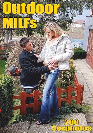 Sexy Outdoor MILFs Adult Photo Magazine - February 2019