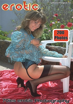 Erotics From The 70s Adult Photo Magazine - March 2019