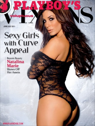 Playboy's Voluptuous Vixens - June/July 2011