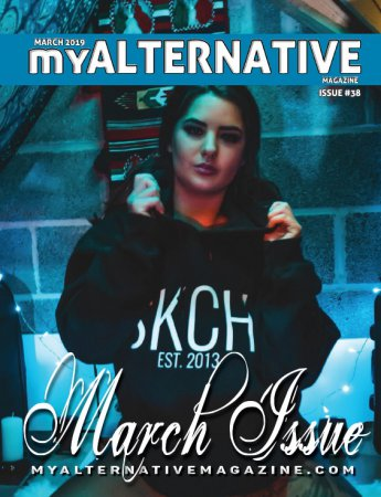 MyAlternative - Issue 38 March 2019