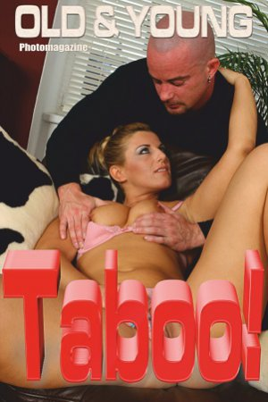 Taboo! Old & Young Adult Photo Magazine - March 2019
