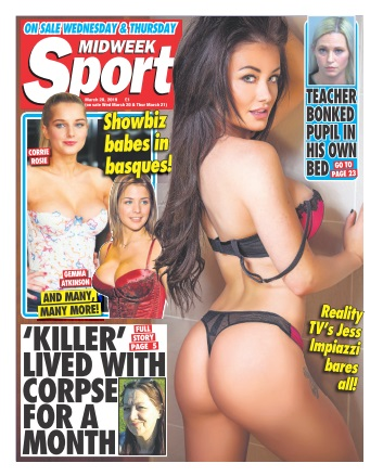Midweek Sport - 20 March 2019