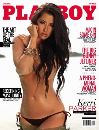 Playboy Australia - April 2019