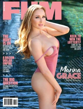 FHM Australia - April 2019