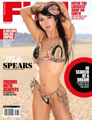 FHM South Africa - April 2019