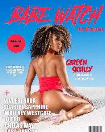 Babe Watch Magazine - Issue 1 2018