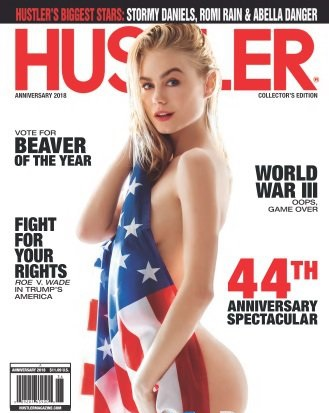 Hustler USA - Anniversary 2018