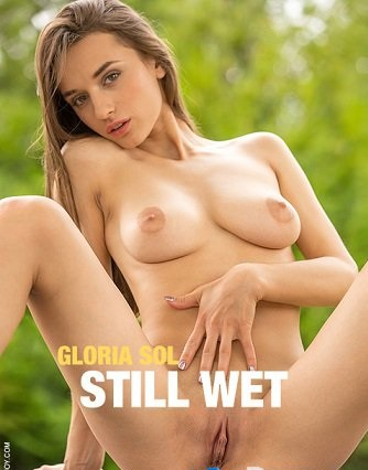 FemJoy - Gloria Sol - Still Wet - 2018 by Dave Menich