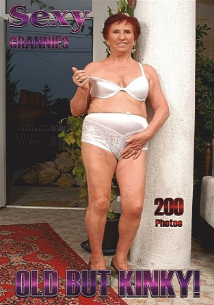 Sexy Grannies Adult Photo Magazine - April 2019