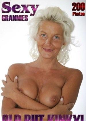 Sexy Grannies Adult Photo Magazine - January 2018