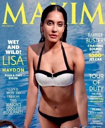 Maxim India - June 2015