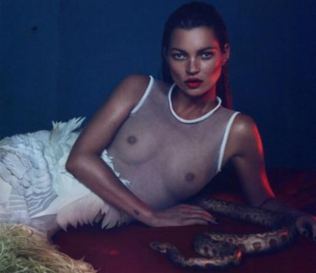 Kate Moss - Mert & Marcus Photoshoot
