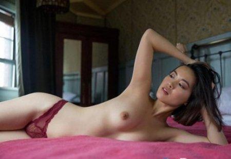 Joyce Chiu - Jen Senn Photoshoot 2018