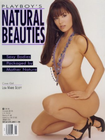 Playboy's Natural Beauties - June 1999