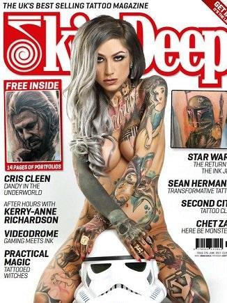 Skin Deep - June 2017