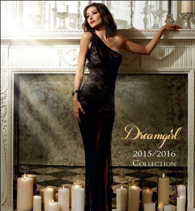 Dreamgirl - Lingerie Sexy Collection Catalog 2015-2016