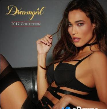 Dreamgirl - Lingerie Sexy Collection Catalog 2017