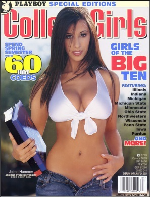 Playboy's College Girls - May 2004