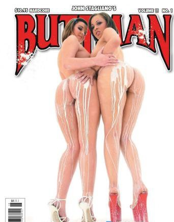 Buttman - Volume 11 Issue 1 2008