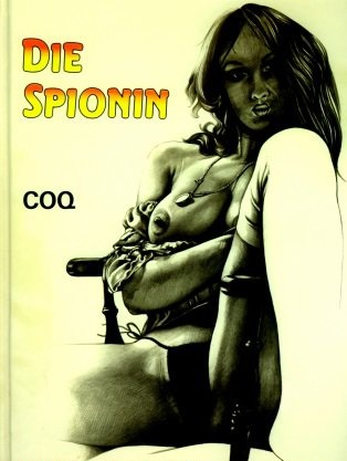 Die Spionin - Adult Comics