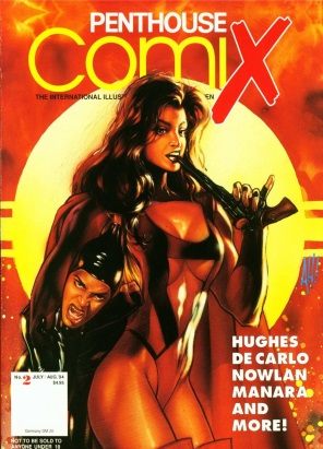 Penthouse Comix - Issue 2