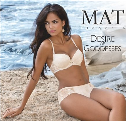 MAT - Lingerie Spring Summer Collection Catalog 2014