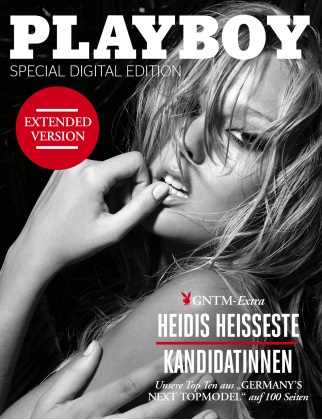 Playboy Germany Special Digital Edition - GNTM Kandidatinnen - 2019