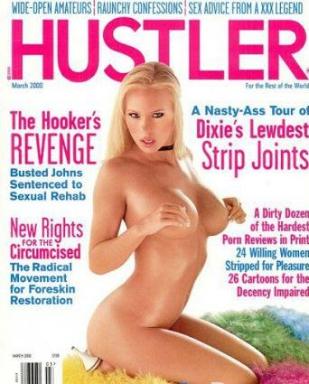 Hustler USA - March 2000