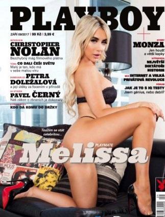 Playboy Czech Republic - September 2017