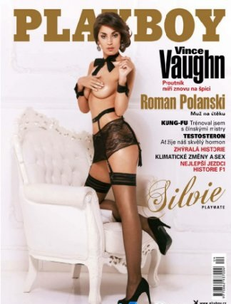 Playboy Czech Republic - April 2015