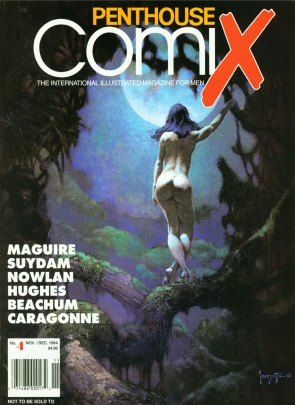 Penthouse Comix - Issue 4