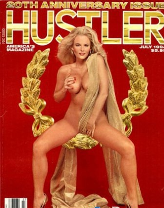 Hustler USA -  July 1994