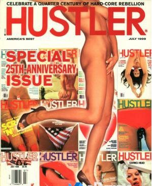 Hustler USA - July 1999