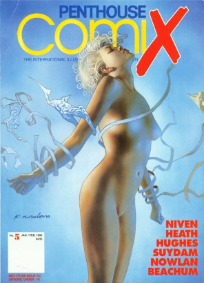Penthouse Comix - Issue 5