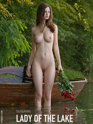FemJoy - Susann - Lady Of The Lake - 2019 by Stefan Soell