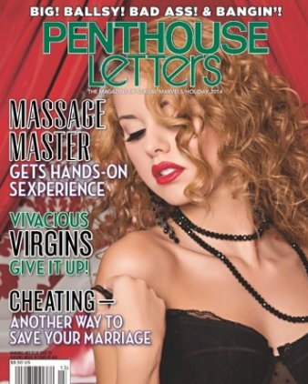 Penthouse Letters - Holiday 2014