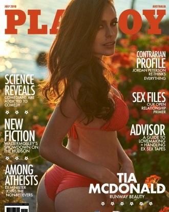 Playboy Australia - July 2018