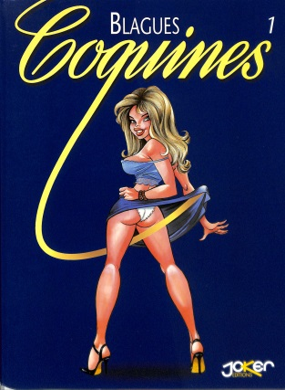 Blagues Coquines - Issue 1