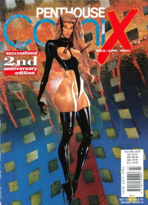 Penthouse Comix - Issue 12