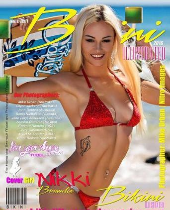 Bikini Illustrated - December 2016