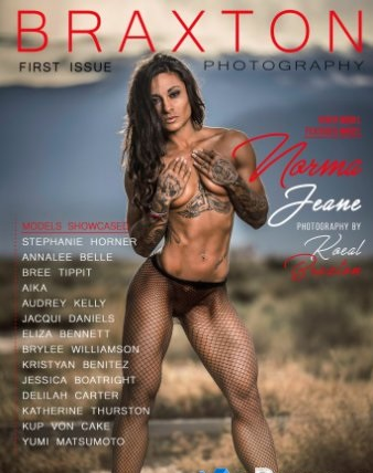 Braxton Photography - Issue 1 2017