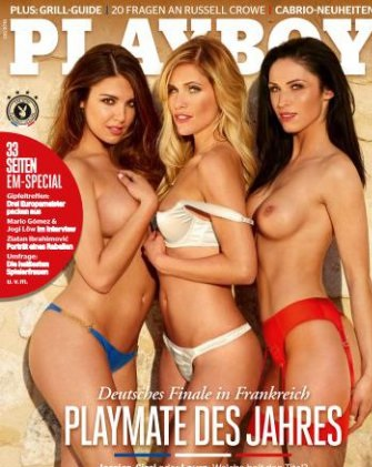 PLAYBOY Germany - Juni 2016
