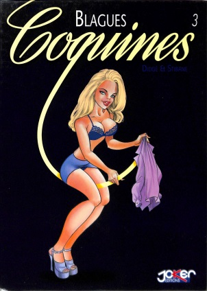 Blagues Coquines - Issue 3