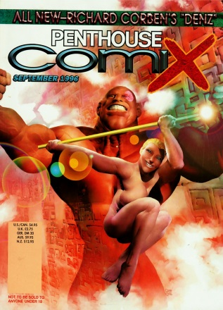 Penthouse Comix - Issue 15