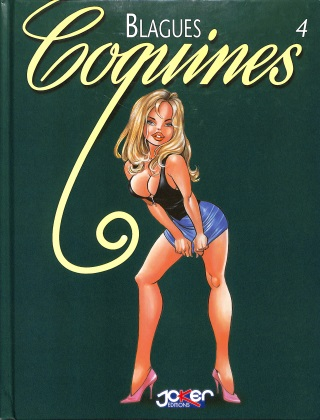 Blagues Coquines - Issue 4