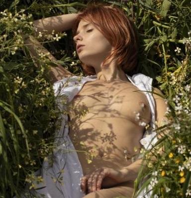 Marta Gromova - Jury Peprev Photoshoot 2019