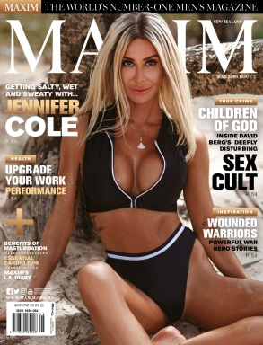 Maxim New Zealand - May 2019
